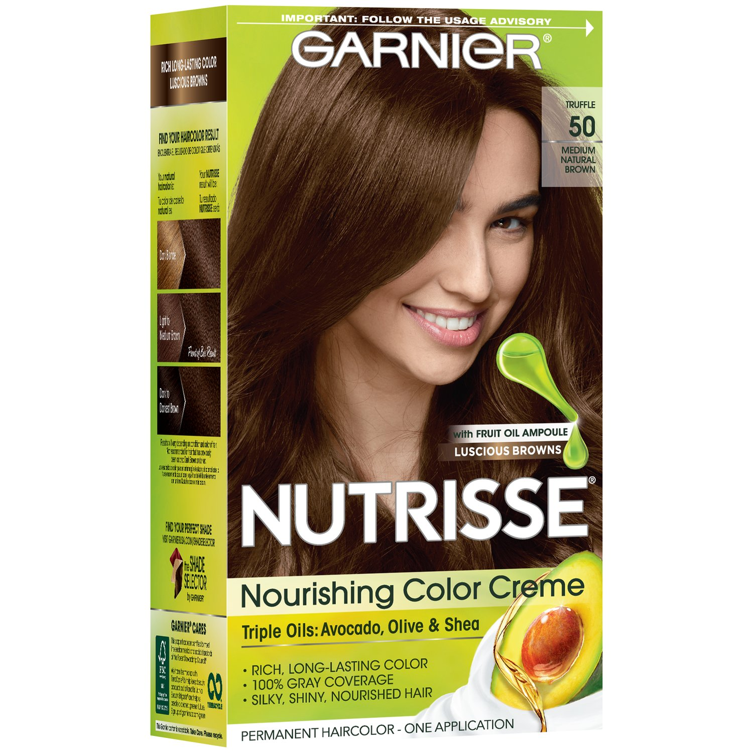 n touch kit pin up ash root brown nice clairol easy light hair color