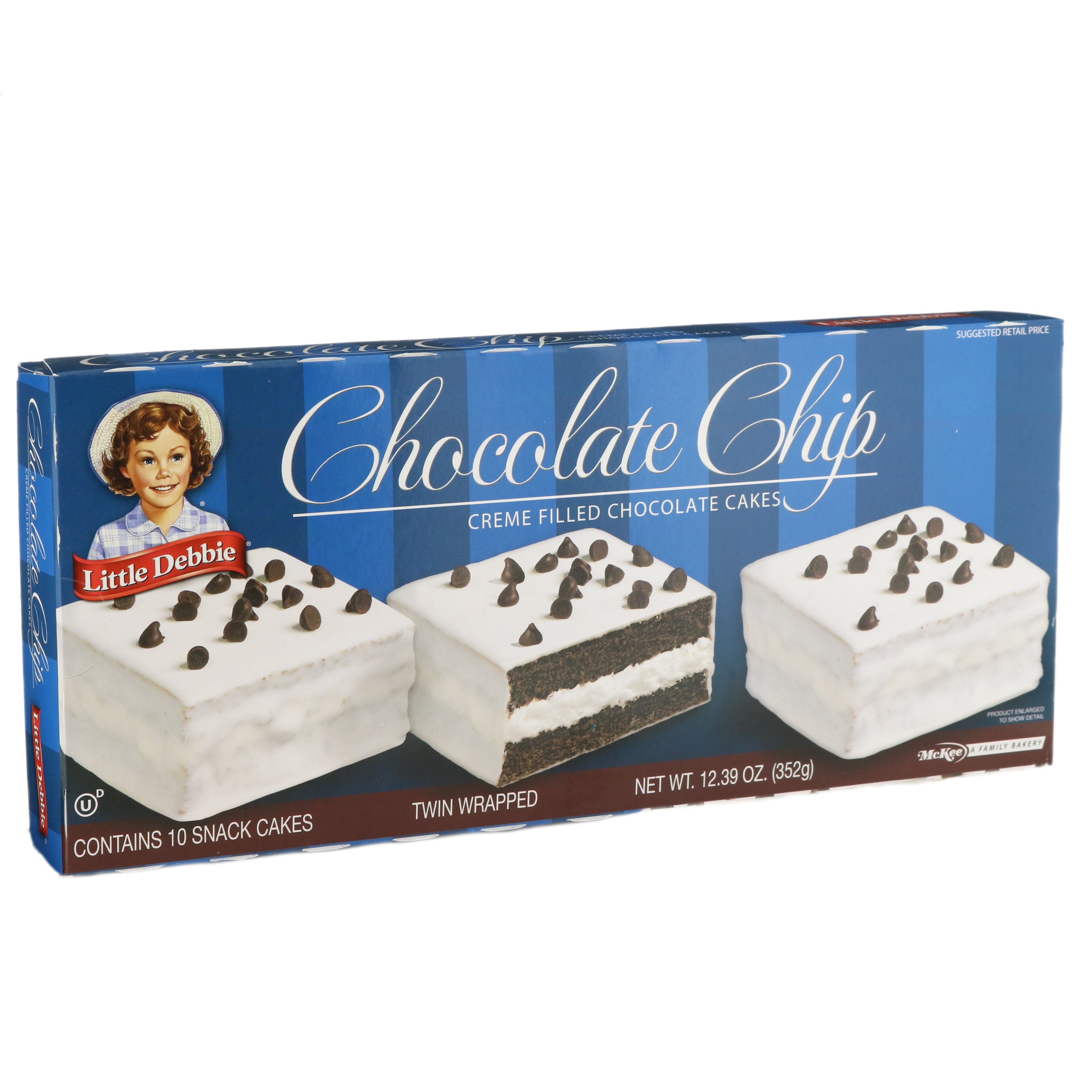 Surprising Little Debbie Chocolate Chip Cakes Shop Snack Cakes At Heb Funny Birthday Cards Online Eattedamsfinfo