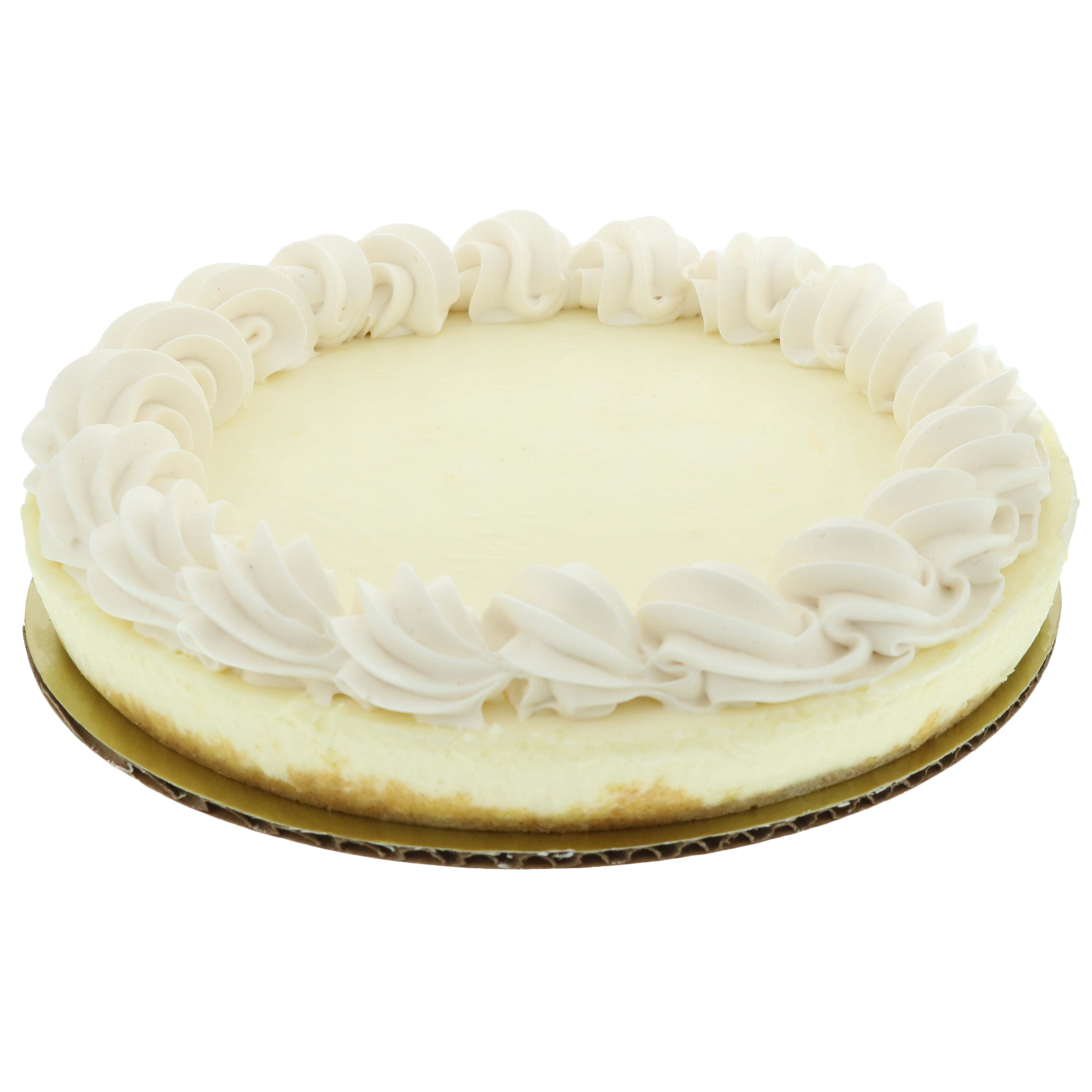 H E B Plain Cheesecake Shop Desserts Pastries At H E B