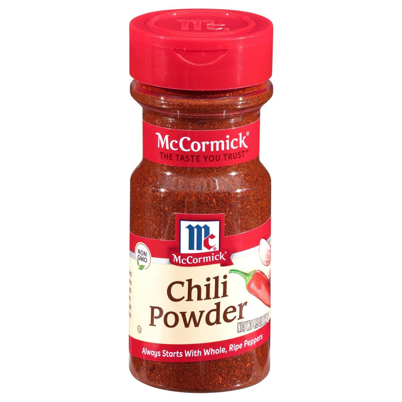 Mccormick Chili Powder Shop Herbs Spices At H E B