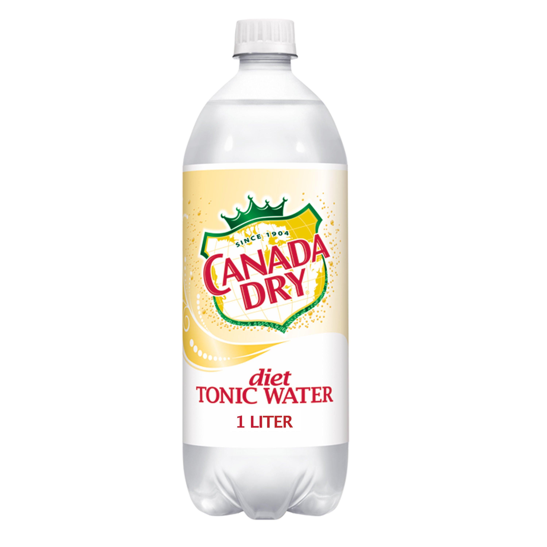 diet tonic water vs tonic water