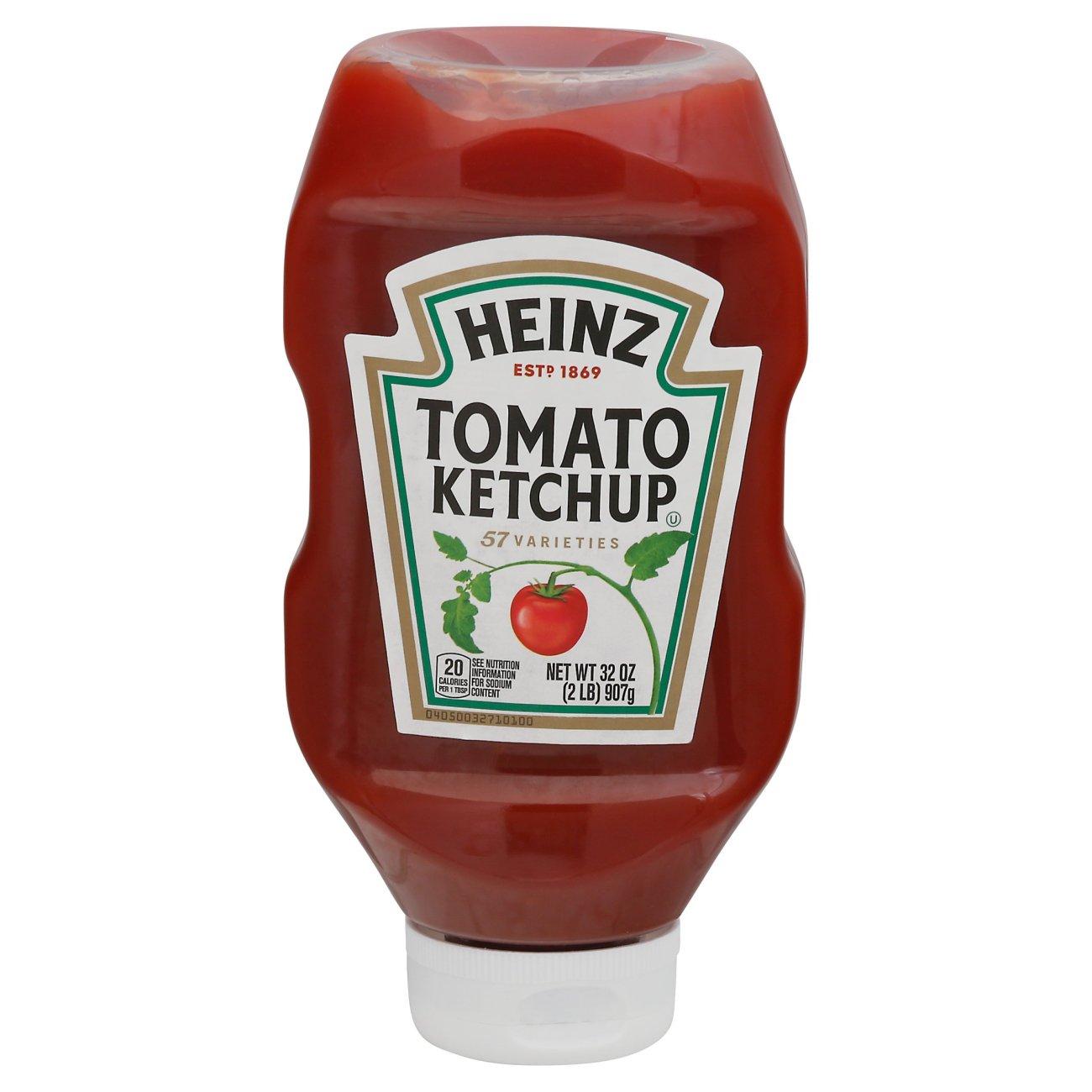 Heinz Tomato Ketchup - Shop Ketchup at