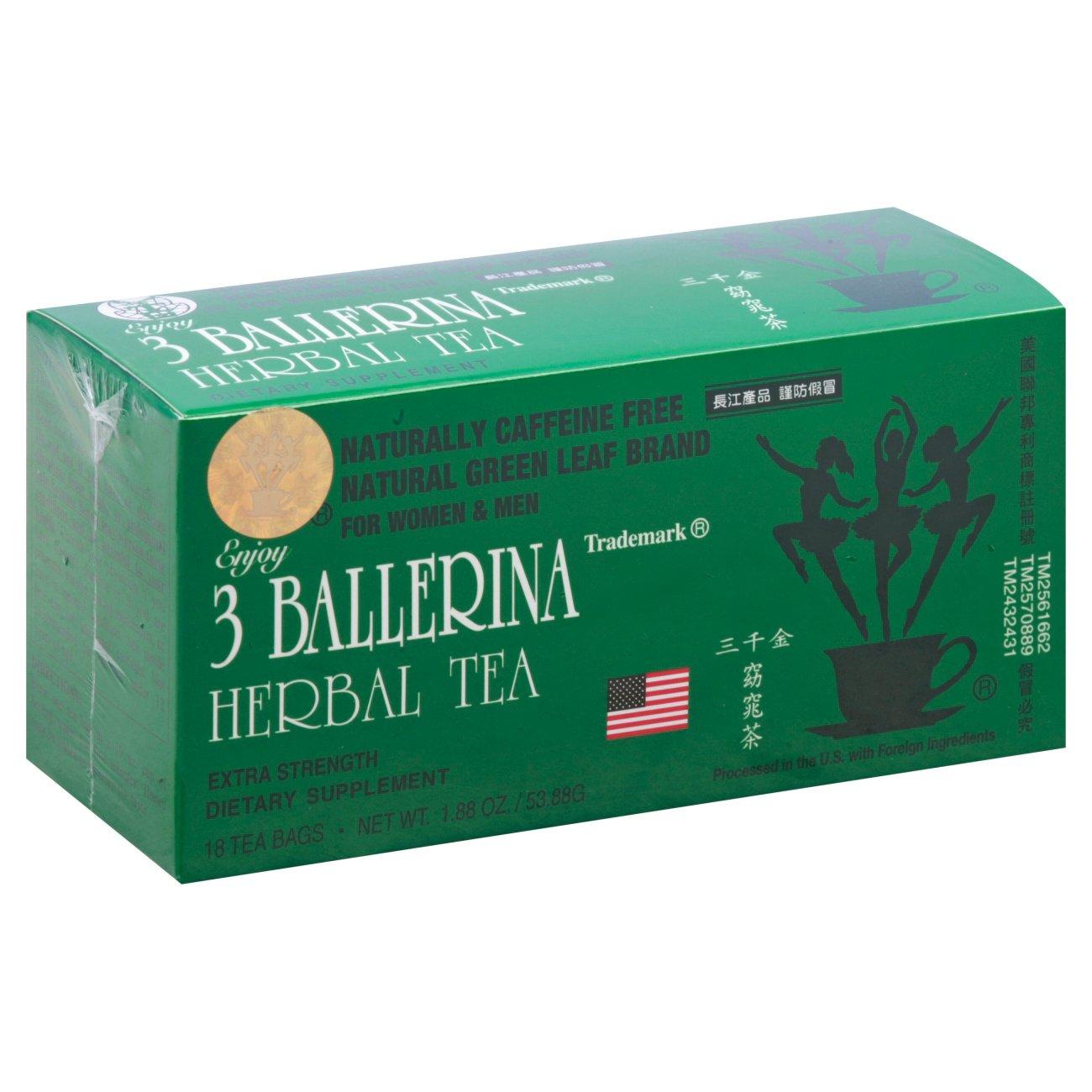 nem éget-e zsírt a balerina tea