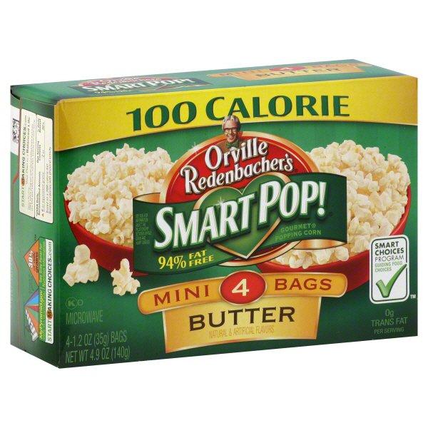 Smart Pop! 94% Fat Free Mini Bags
