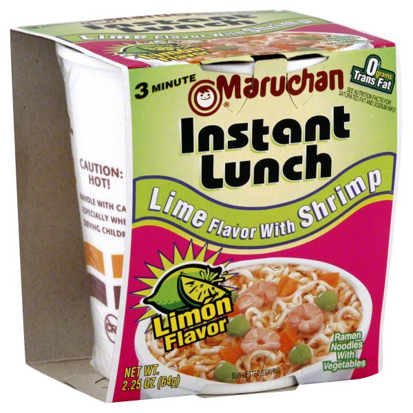 Maruchan Instant Lunch Lime Flavor With