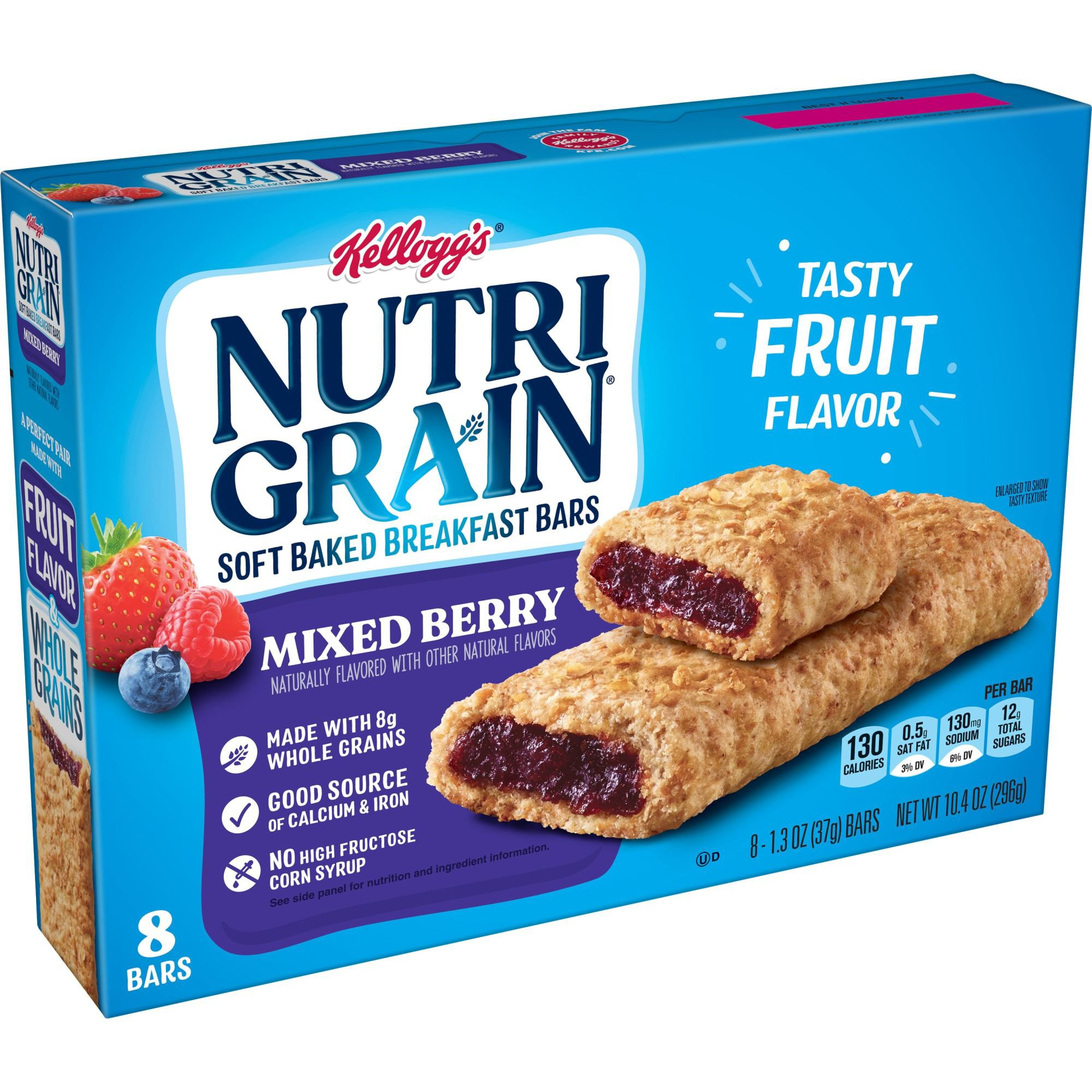 Kelloggs (Price/case)Kellogg 3800035845 Nutri-Grain