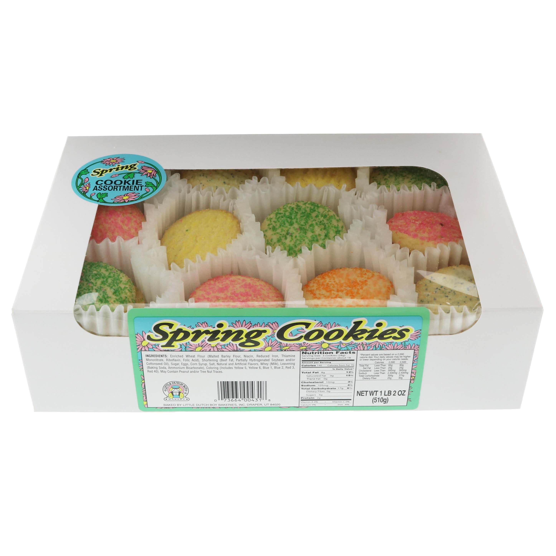 Little Dutch Boy Spring Cookies Shop Cookies At H E B