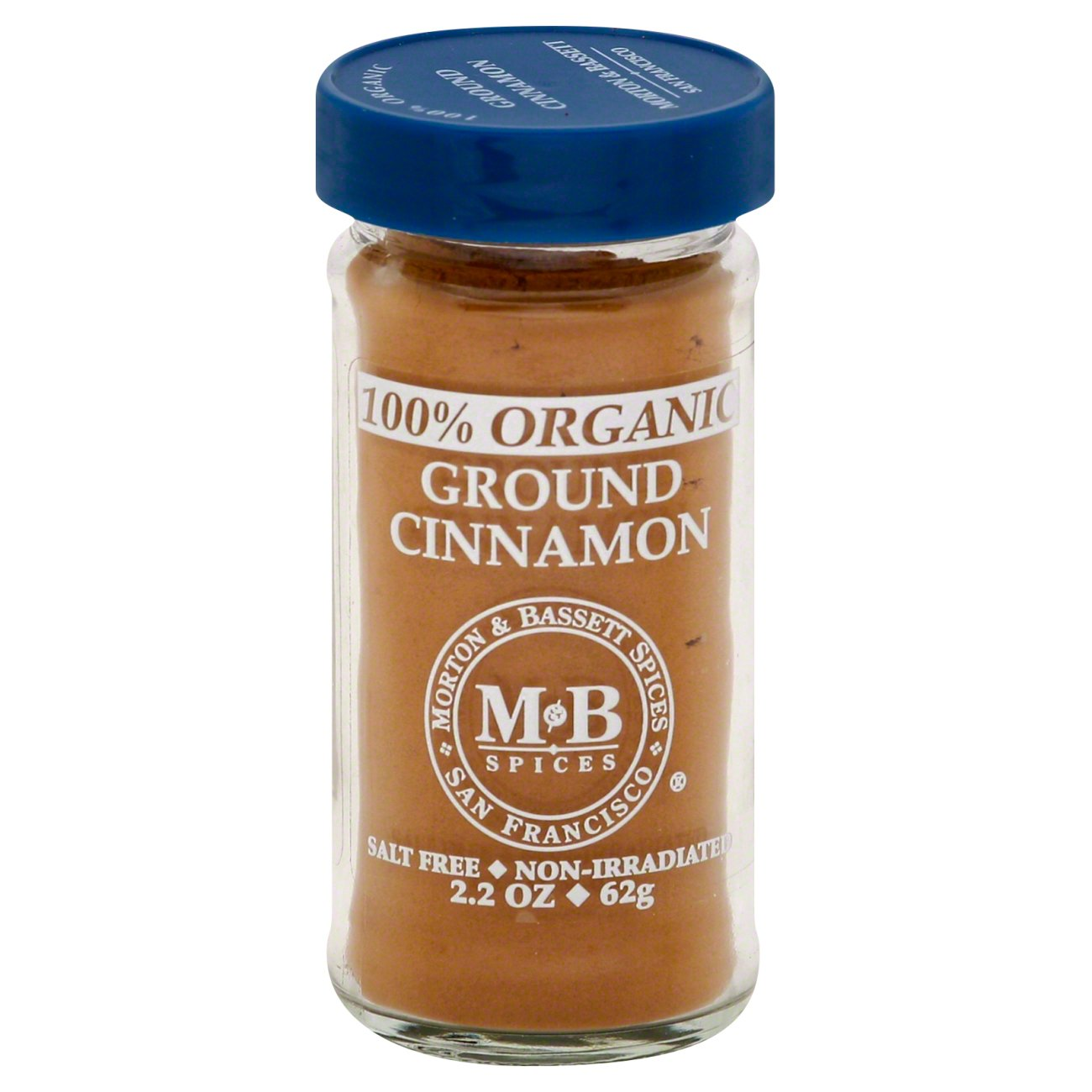 Morton & Bassett 100% Organic Ground