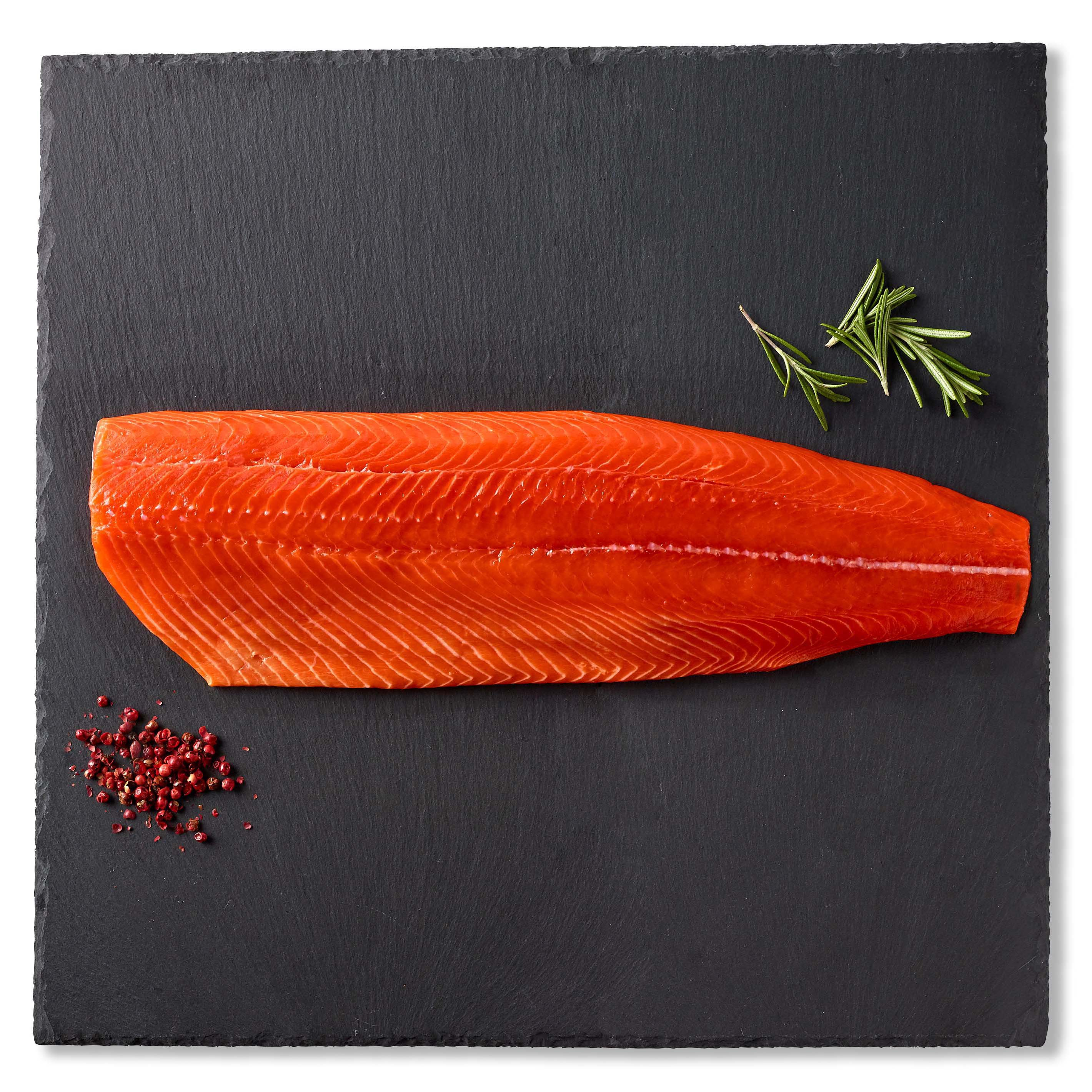 Fresh Alaska Sockeye Salmon Fillet, Wild Caught - Shop Fish at HEB