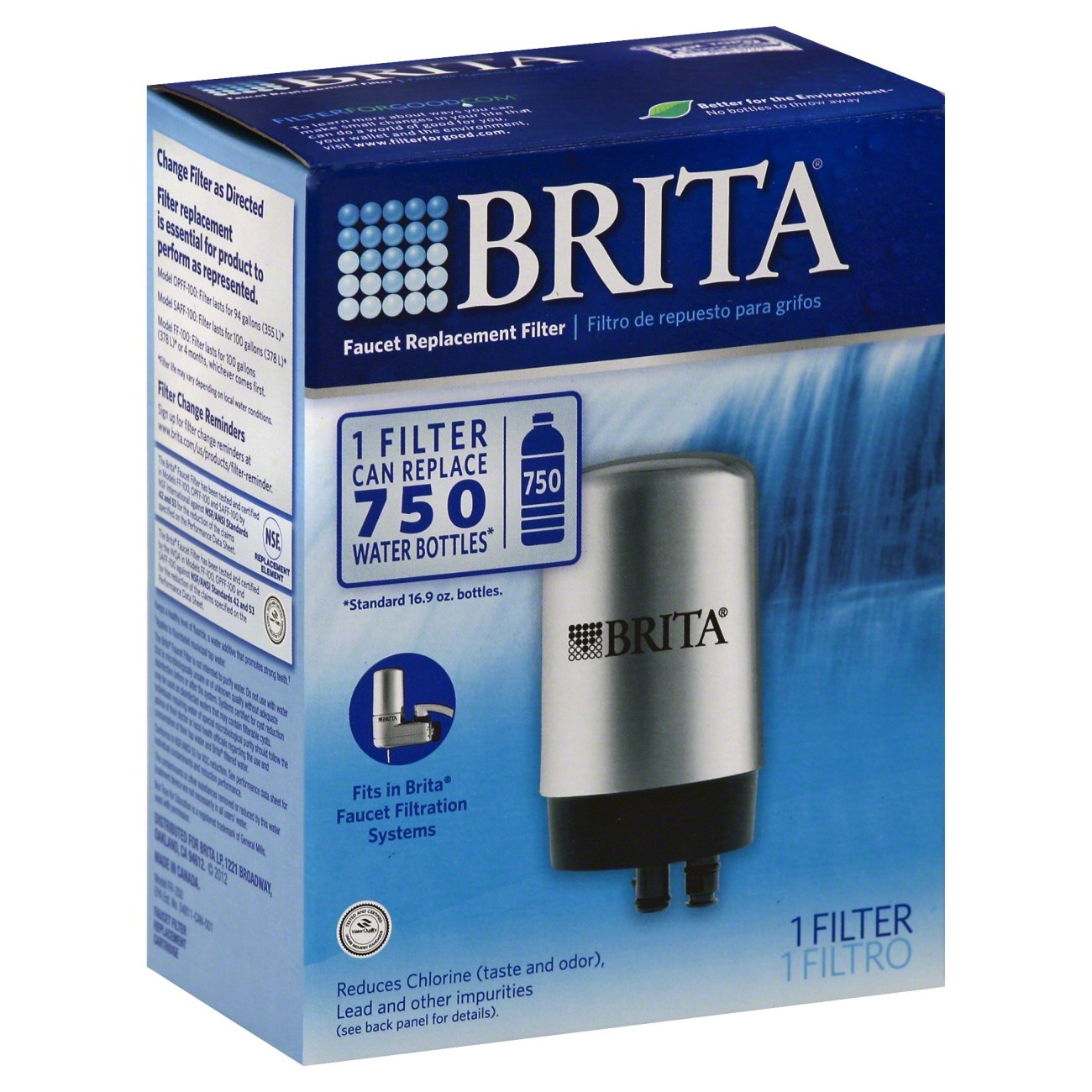 Brita Faucet Replacement Filter - Shop Water Filters at HEB