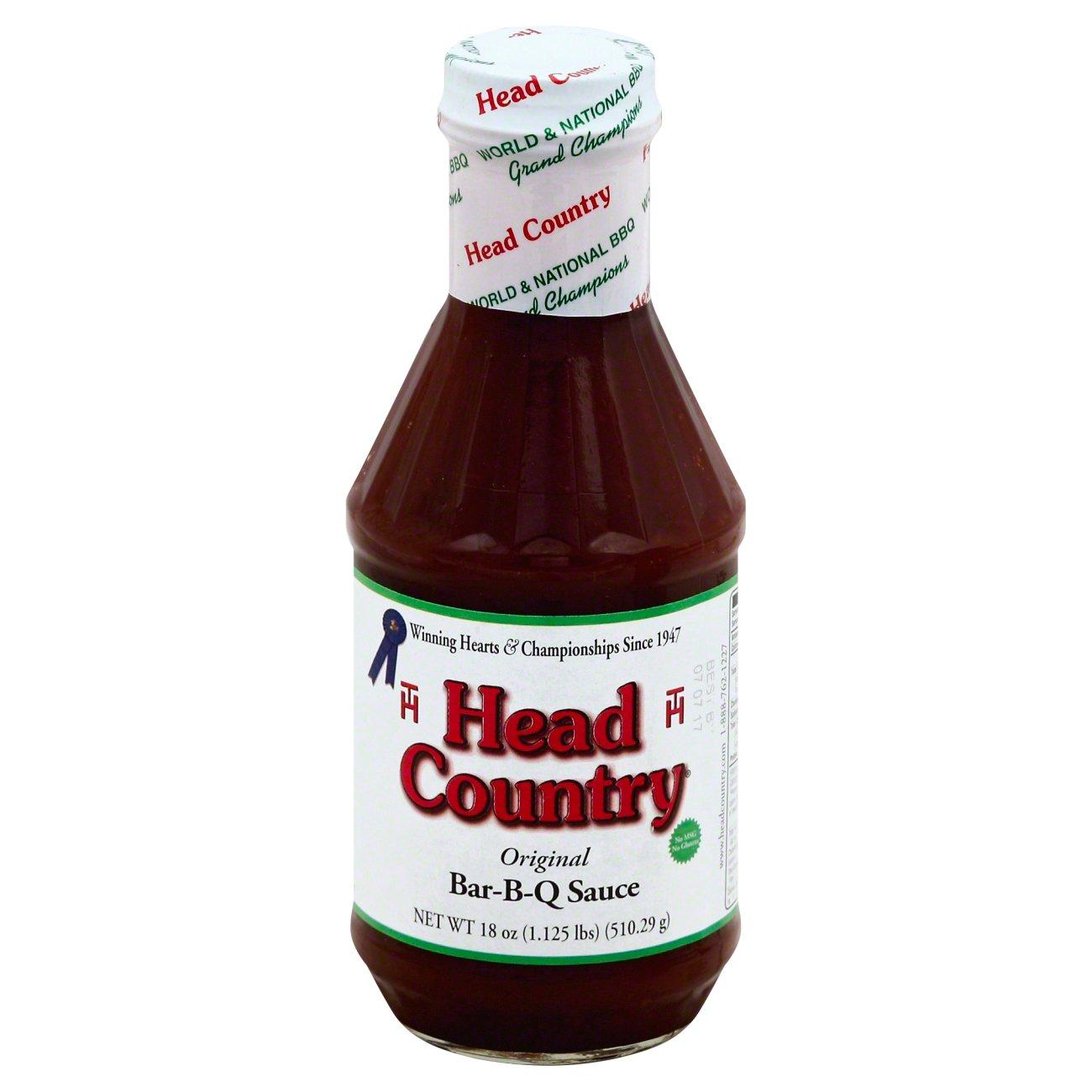 Head Country Original Bar-B-Q Sauce - Shop BBQ Sauce at HEB