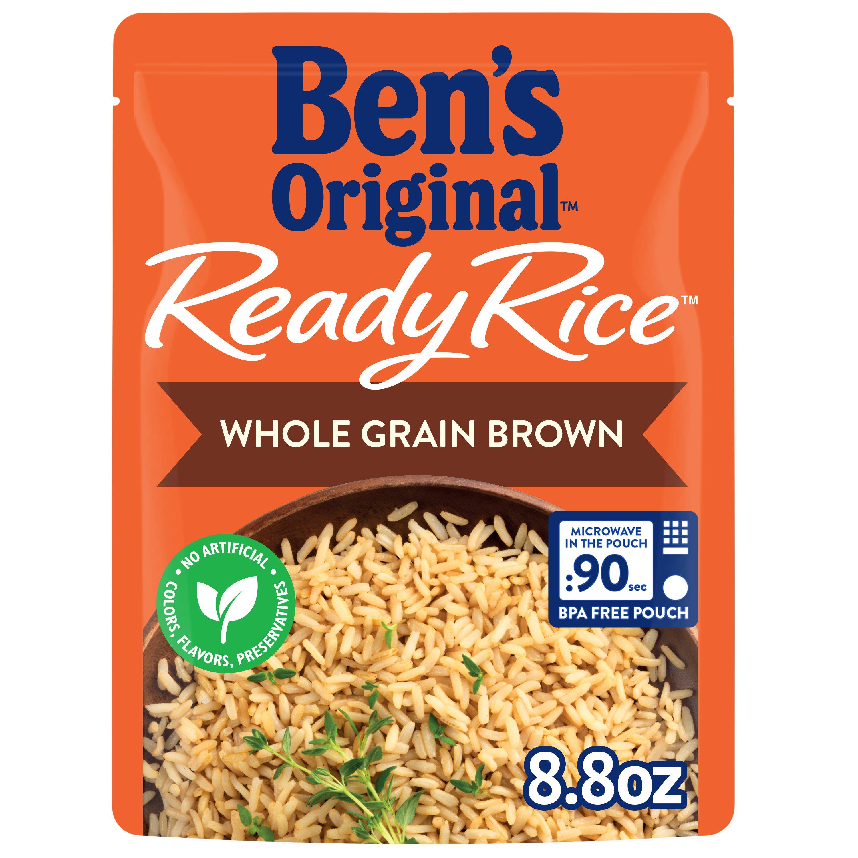Ready Rice Whole Grain Brown