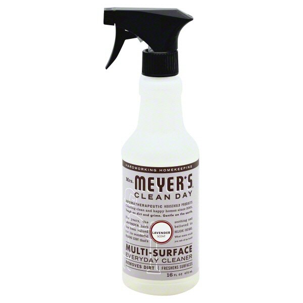 Mrs Meyer S Clean Day Lavender Scent