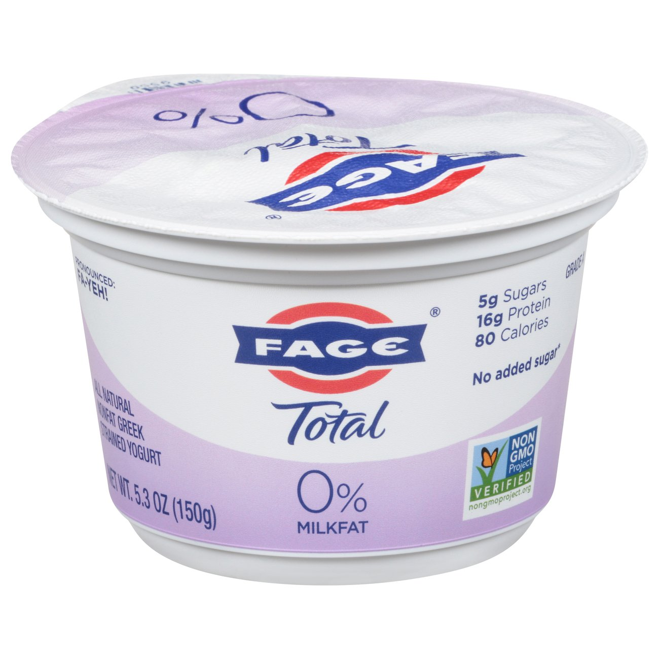total 0 yogurt
