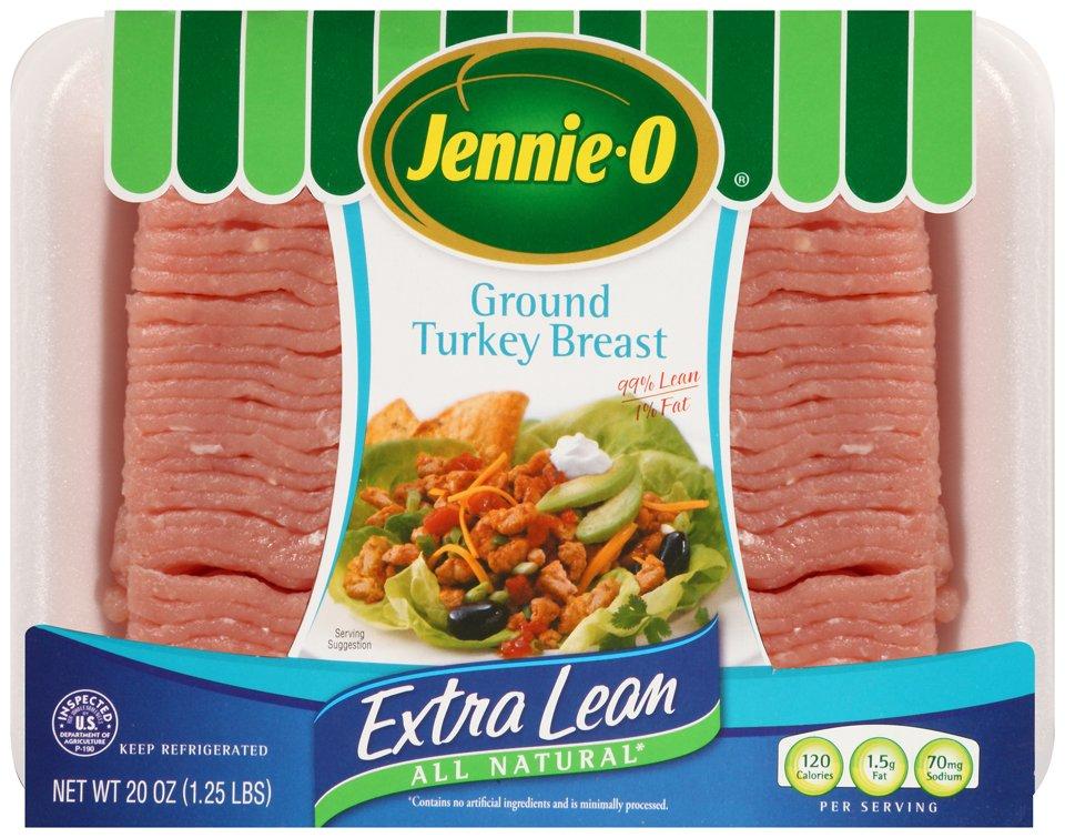 Jennie O Turkey Store Extra Lean Ground Turkey Breast Shop Turkey At H E B