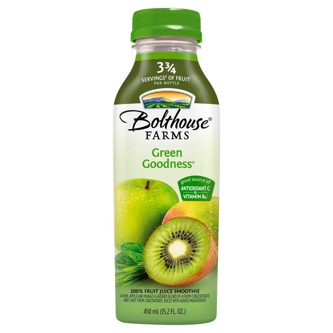Bolthouse Farms Strawberry Banana, 11 oz. - Walmart.com  Bolthouse Farms