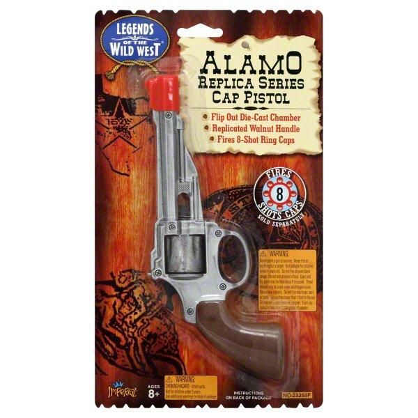 Imperial Legends of the Wild West Alamo Replica Series Cap Pistol Toy Gun