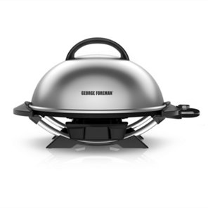 George Foreman Indoor/Outdoor Electric Grill - Shop Electric Grills ...