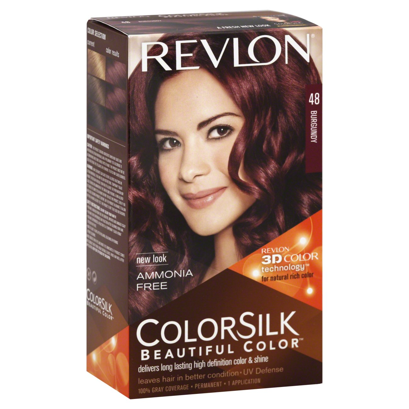 Marsala Box Hair Color