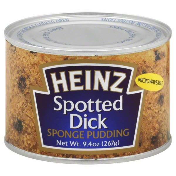 Heinz Spotted Dick Sponge Pudding - Shop Heinz Spotted Dick Sponge Pudding  - Shop Heinz Spotted Dick Sponge Pudding - Shop Heinz Spotted Dick Sponge  Pudding - Shop at H-E-B at H-E-B