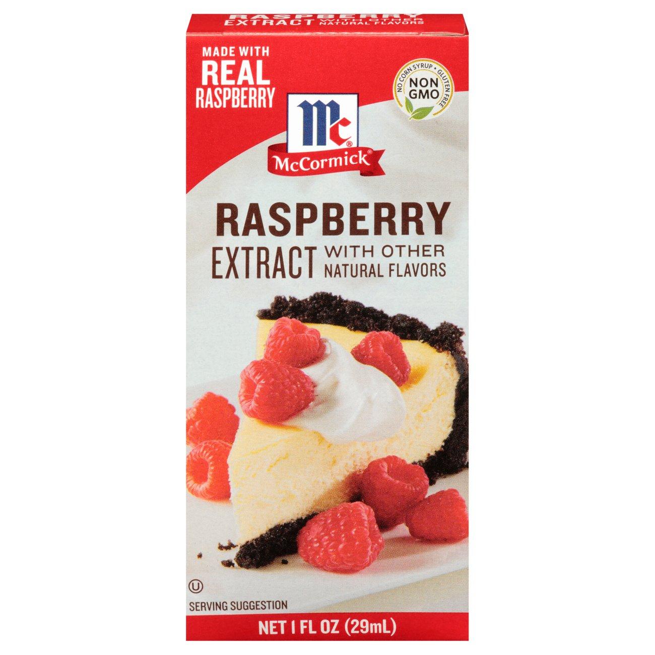 McCormick Raspberry Extract ‑ Shop