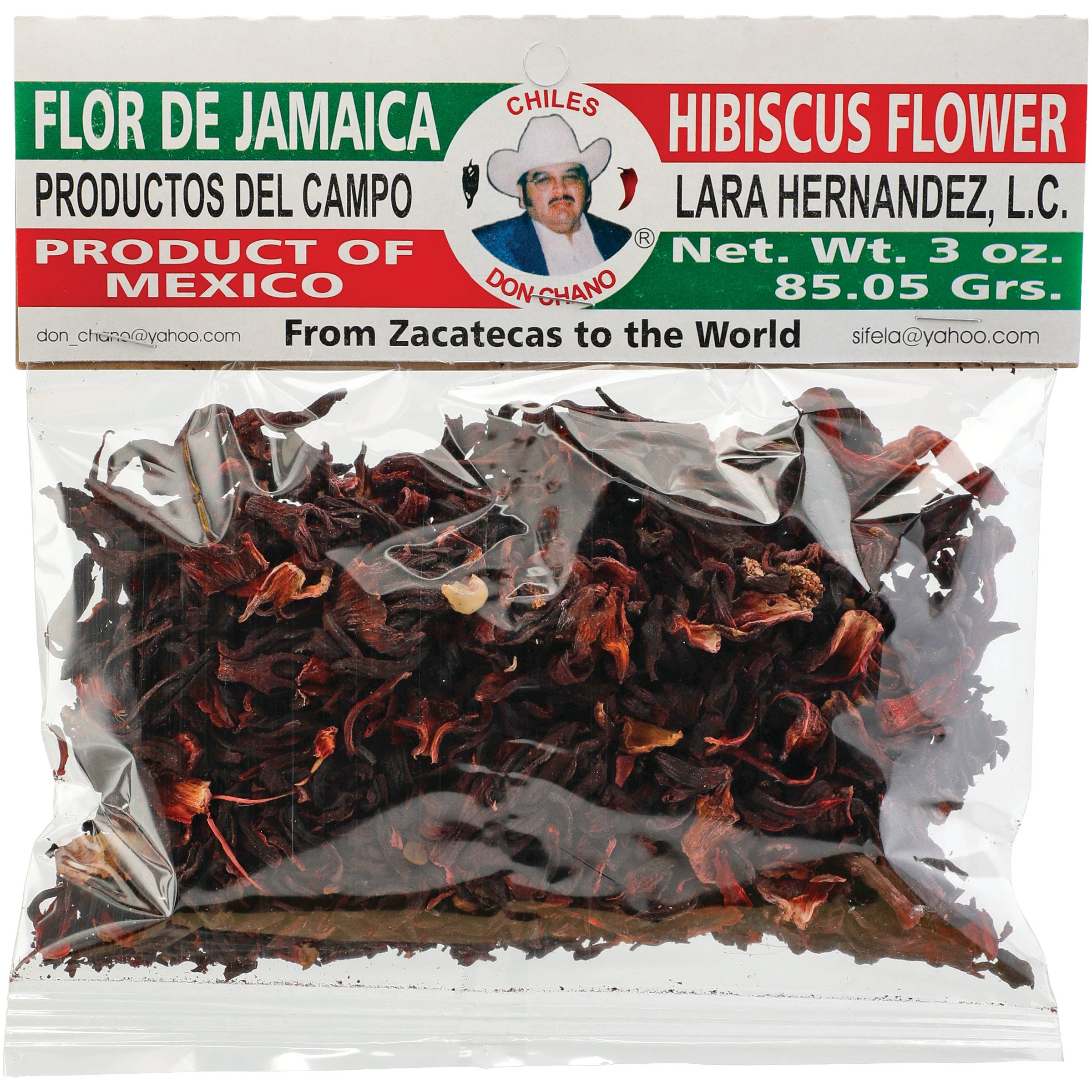 Chulada Jamaica Hibiscus Flowers Shop Peppers At Heb