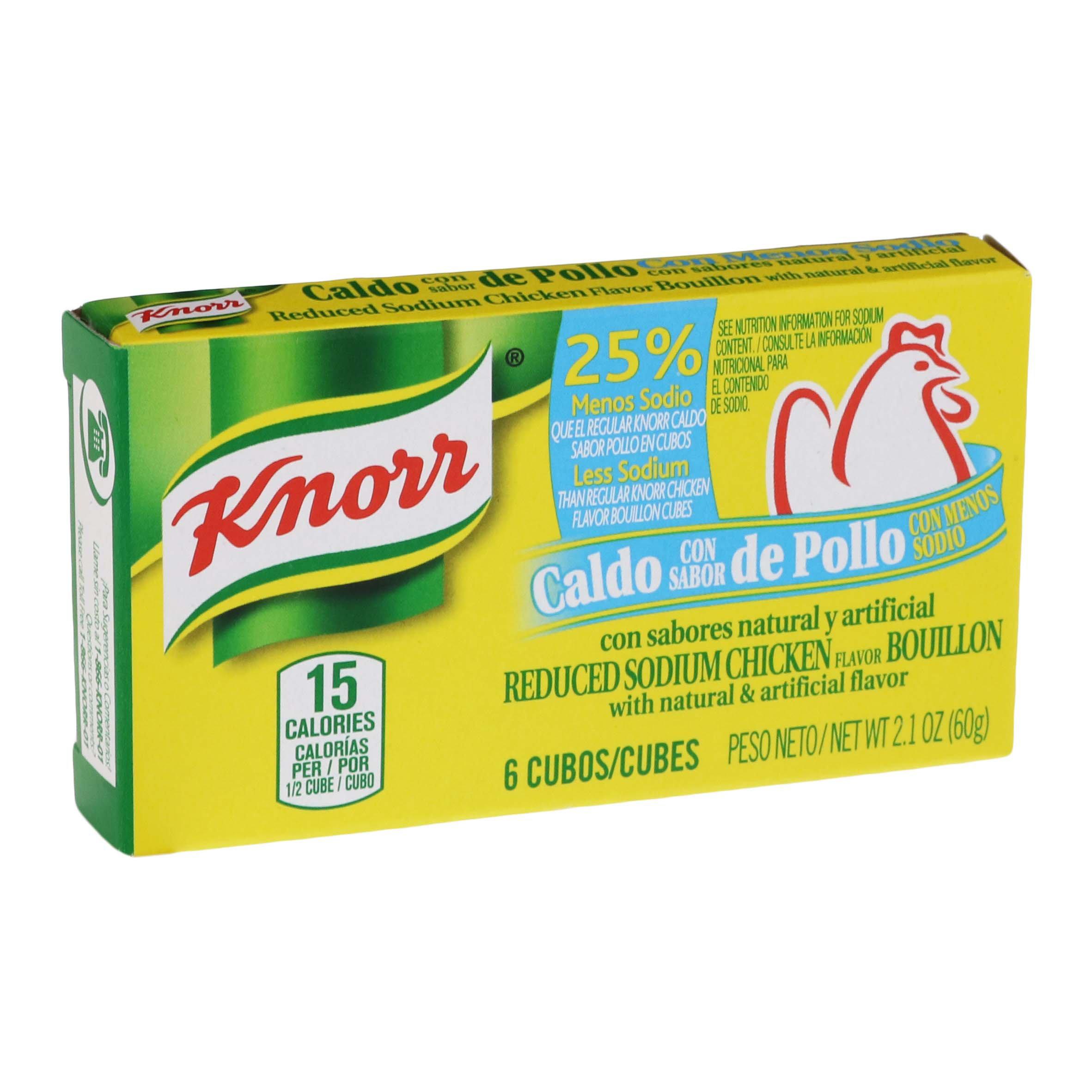 Knorr Chicken Cube Bouillon ‑ Shop