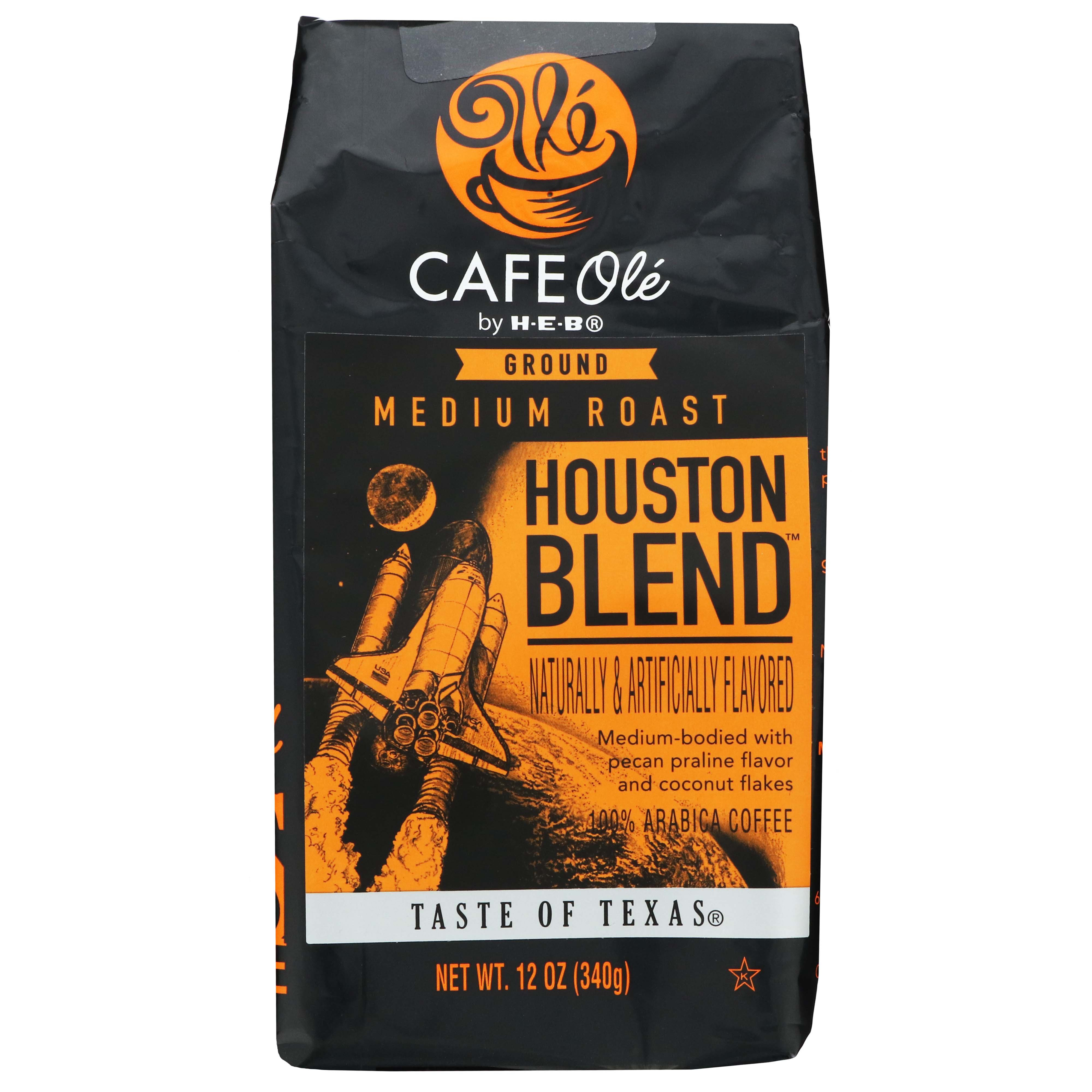Cafe Ole Coffee Caffeine