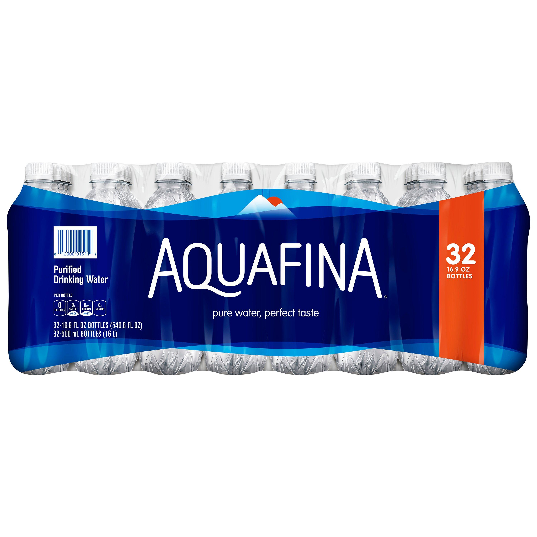 Aquafina Purified Drinking Water .5 L