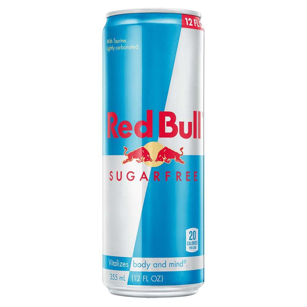 Red Bull Sugar Free Energy Drink - Shop