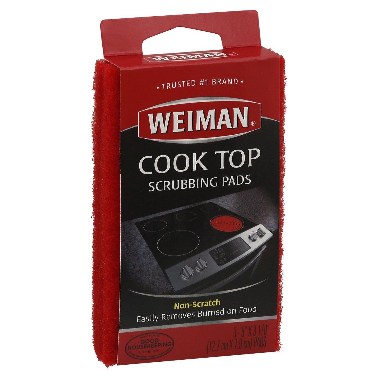 Weiman  Cook Top Scrubbing Pad