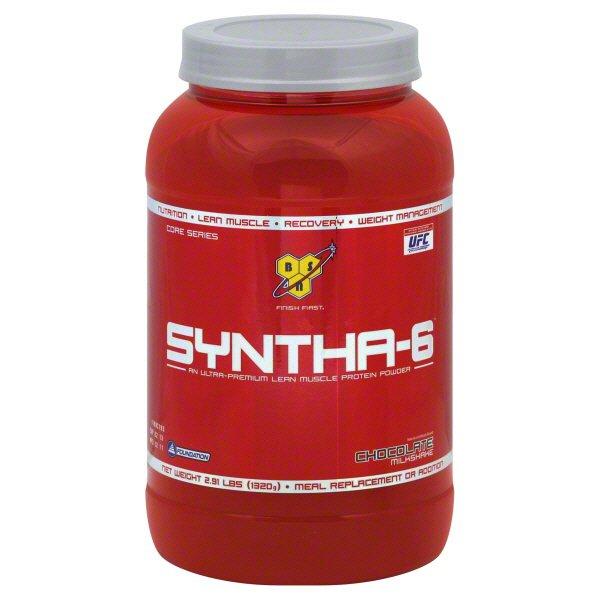 Bsn Syntha 6 Chocolate Milkshake Protein Powder Shop Diet Fitness At H E B
