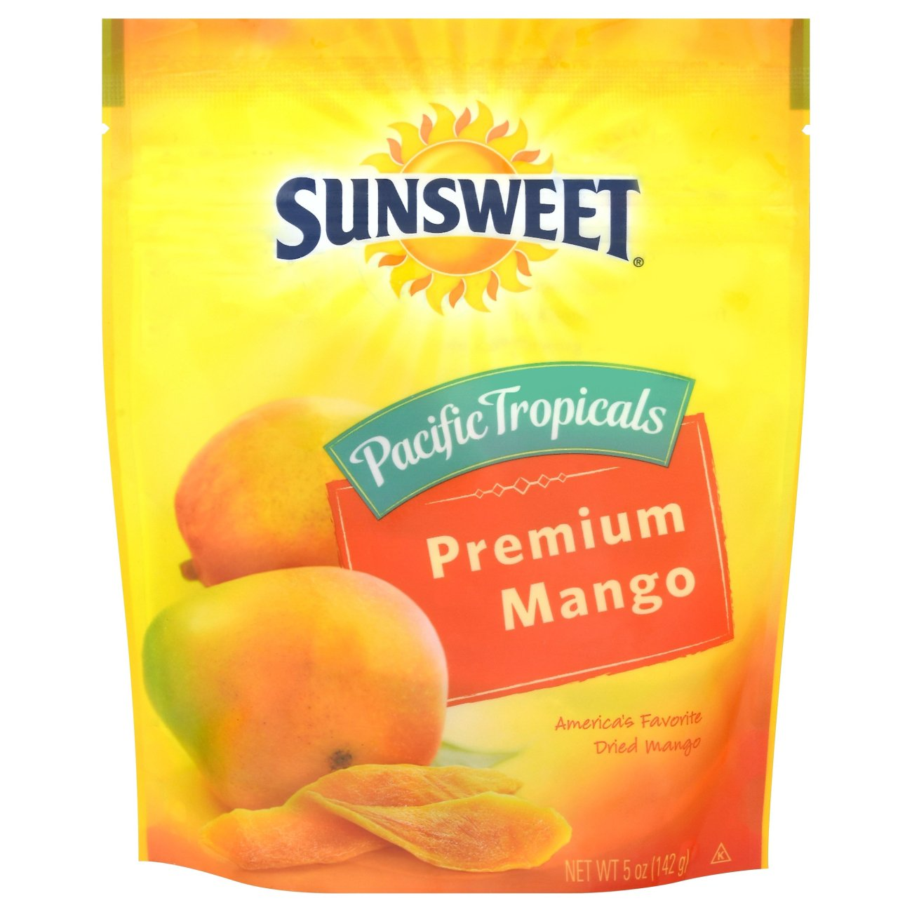 Sunsweet Dried Mango - Shop Dried Fruits and Nuts at HEB