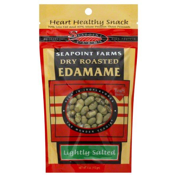 Dry Roasted Lightly Salted Edamame