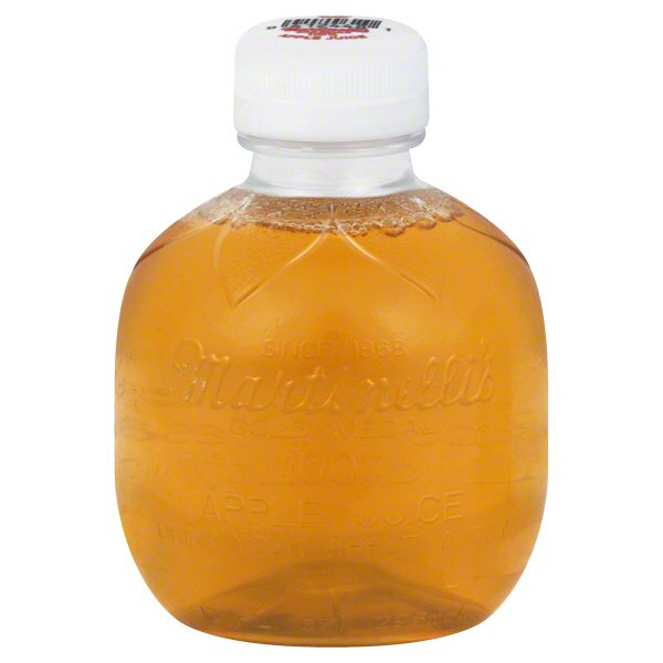 Martinellis Gold Medal Martinelli Apple Plastic Juice Shop Juice At H E B