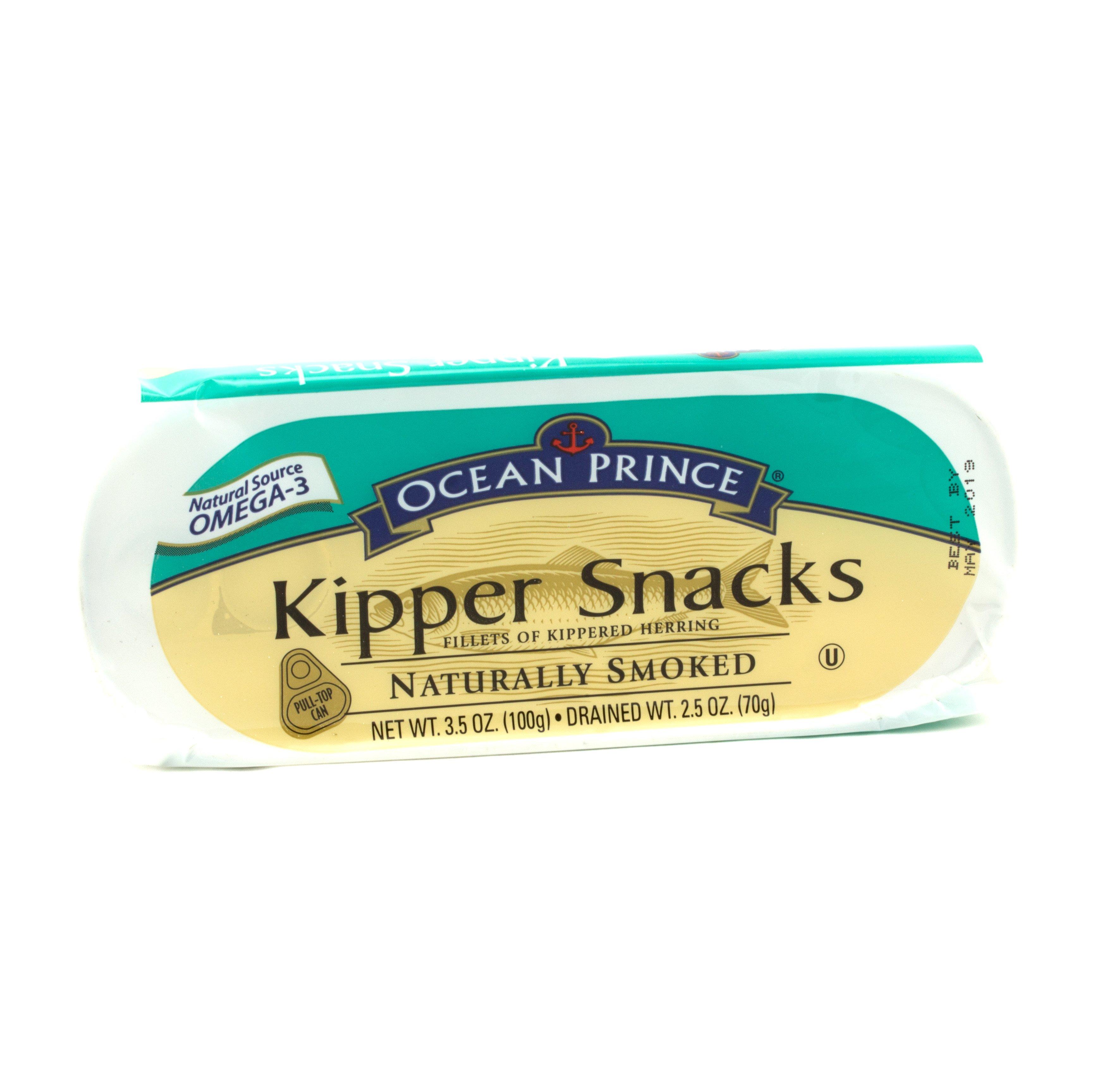 Ocean Prince Kipper Snacks - Shop