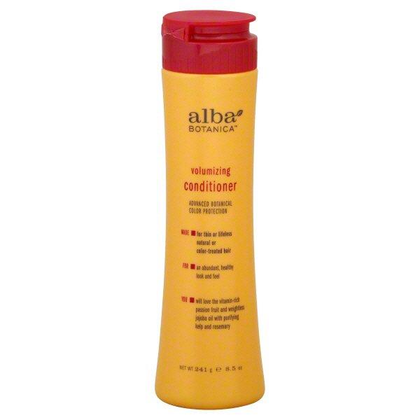 Alba Botanica Gloss Boss Honeydew Hawaiian Shampoo ...  Alba Volumizing Shampoo