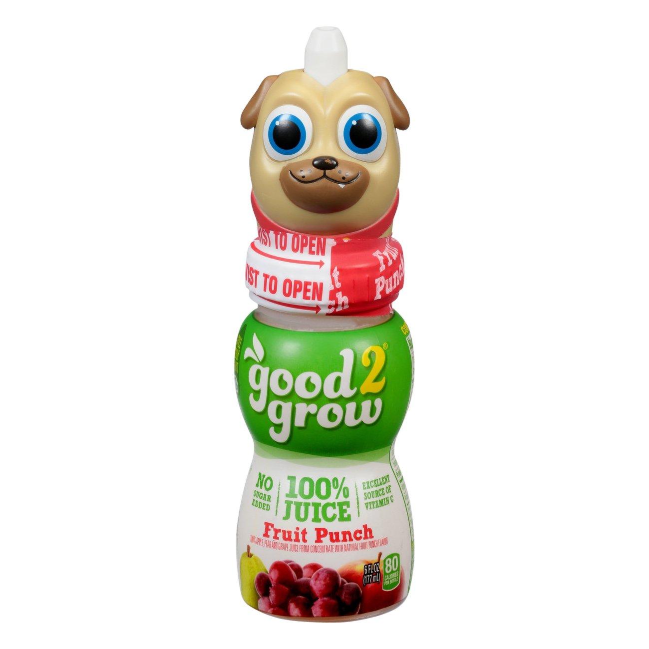 Fruit splash classic - Good 2 Grow Fruit Punch 100 Juice Assorted Characters