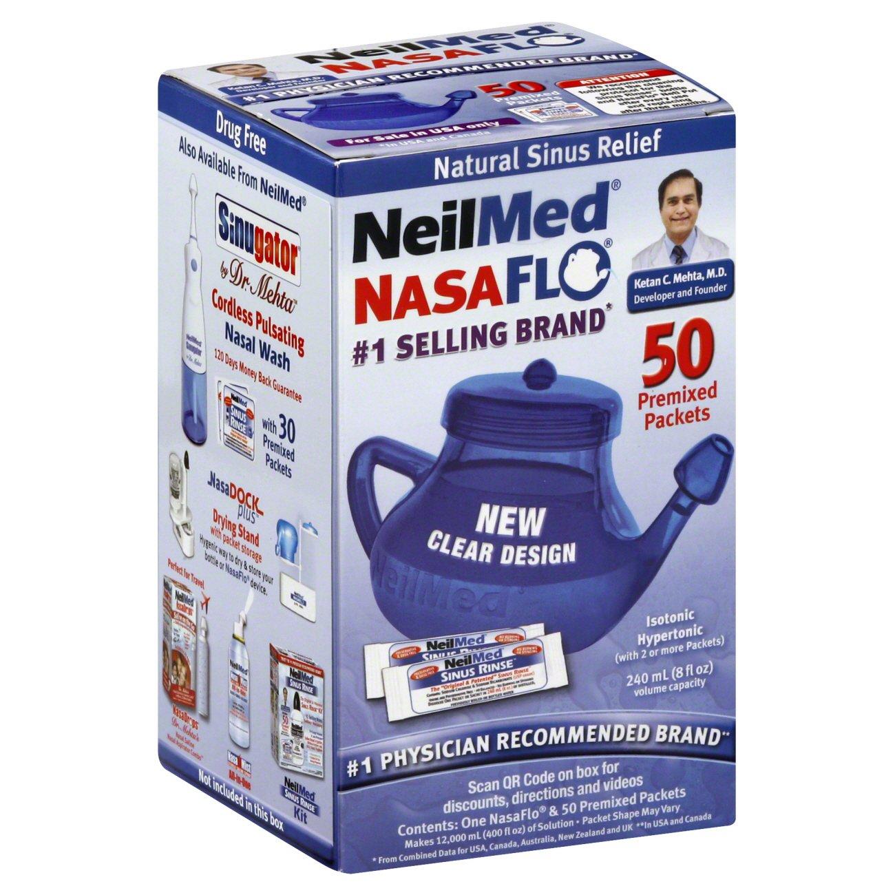 Neti Pot Recipe For Allergies