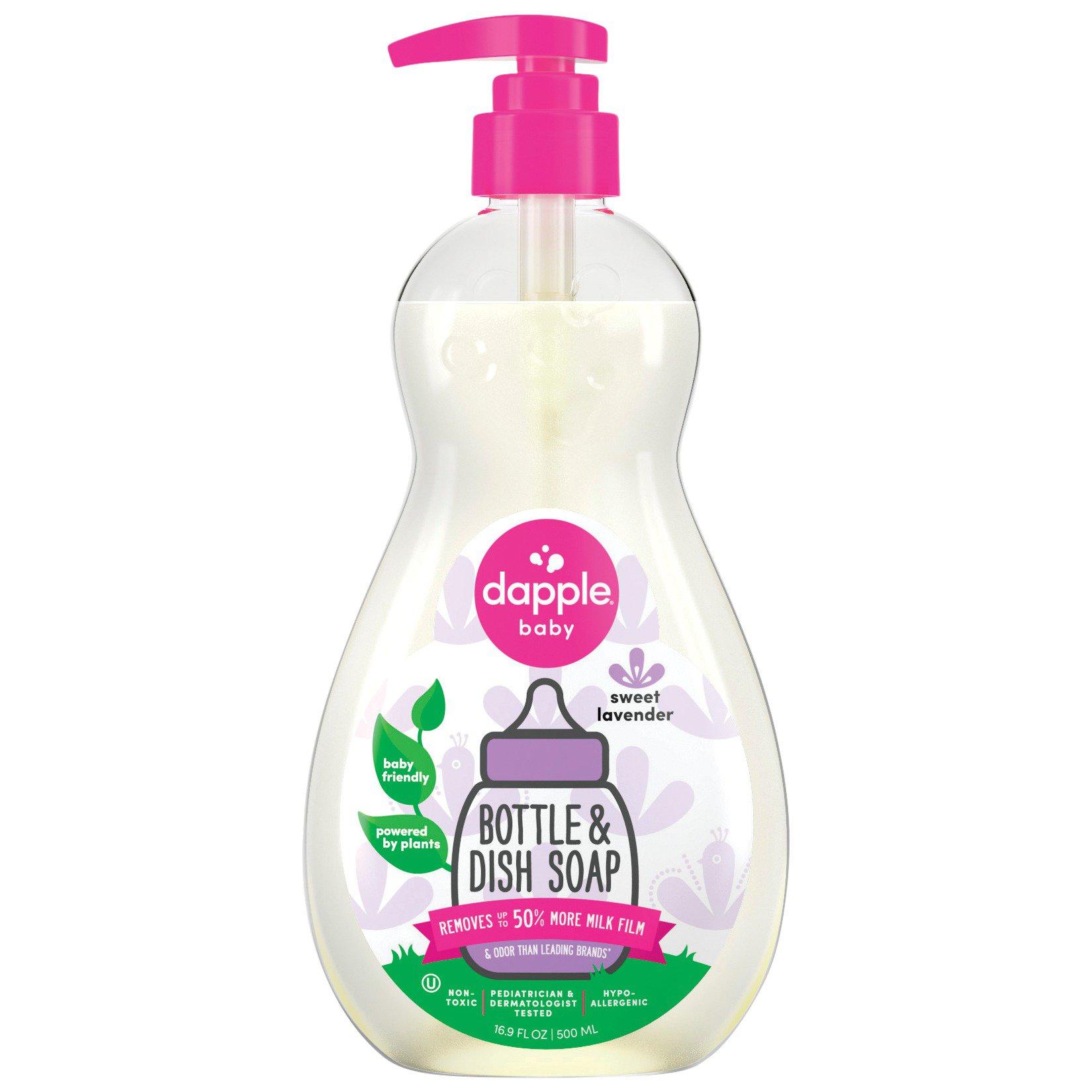 Sweet Lavender Bottle Dish Soap
