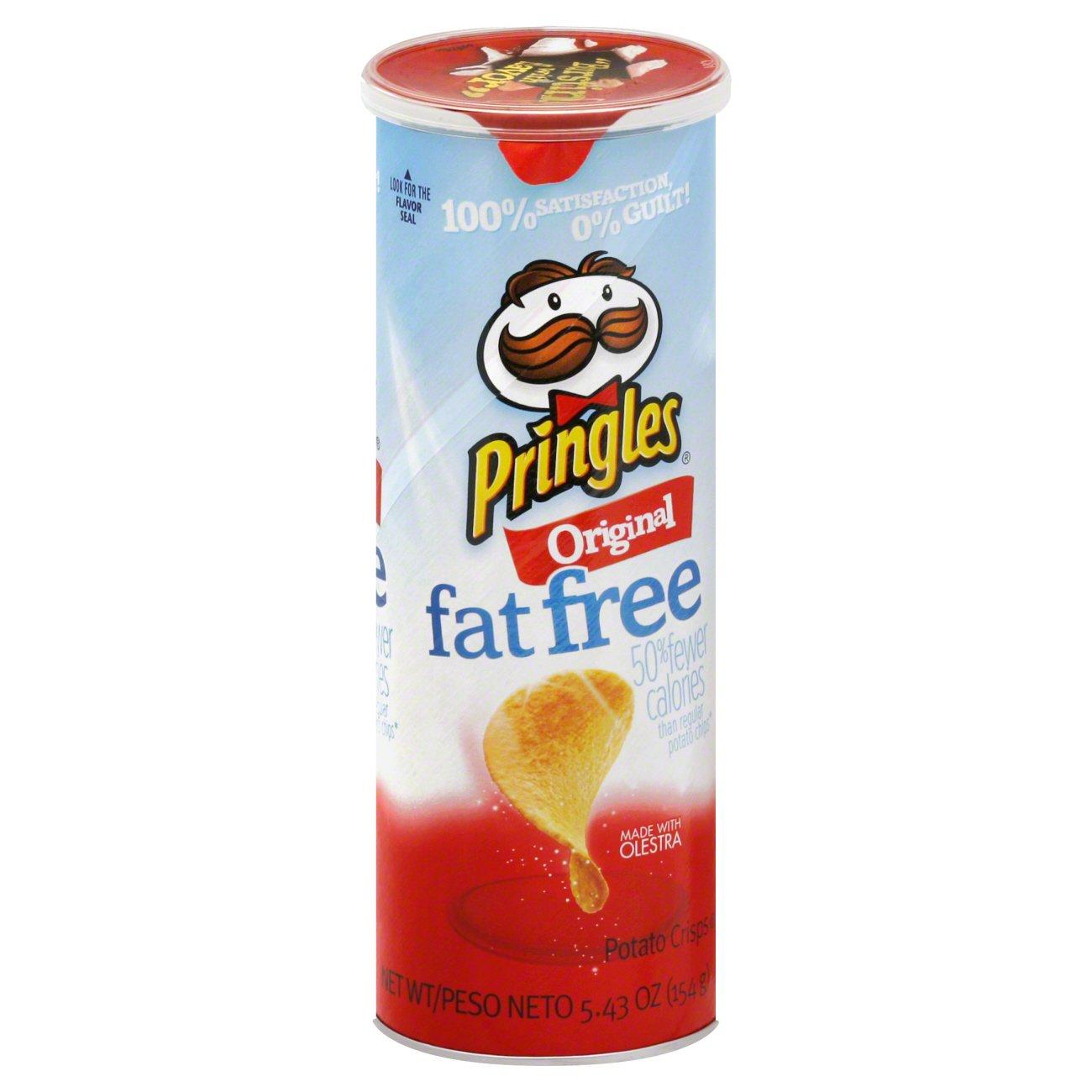 Fat Free Original Potato Crisps