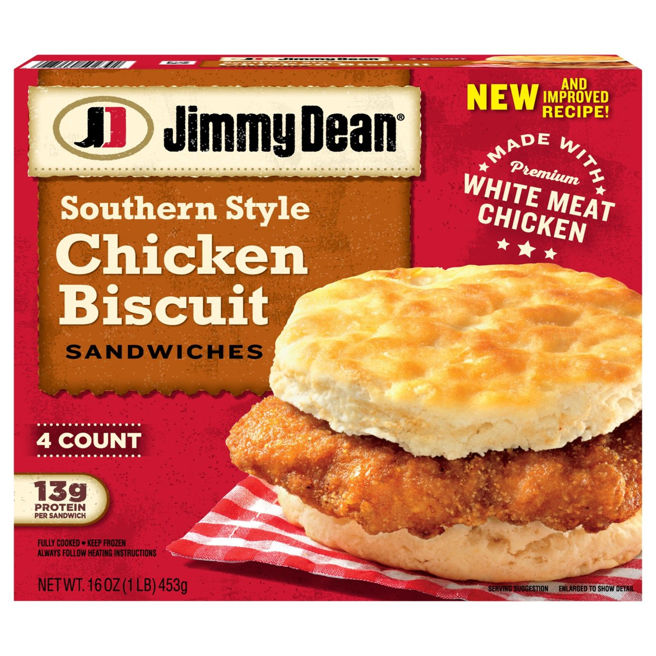 Jimmy Dean Southern-Style Chicken