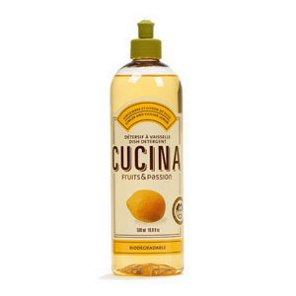 Cucina Ginger & Sicillian Lemon Soap - Shop Liquid Dish Care at HEB