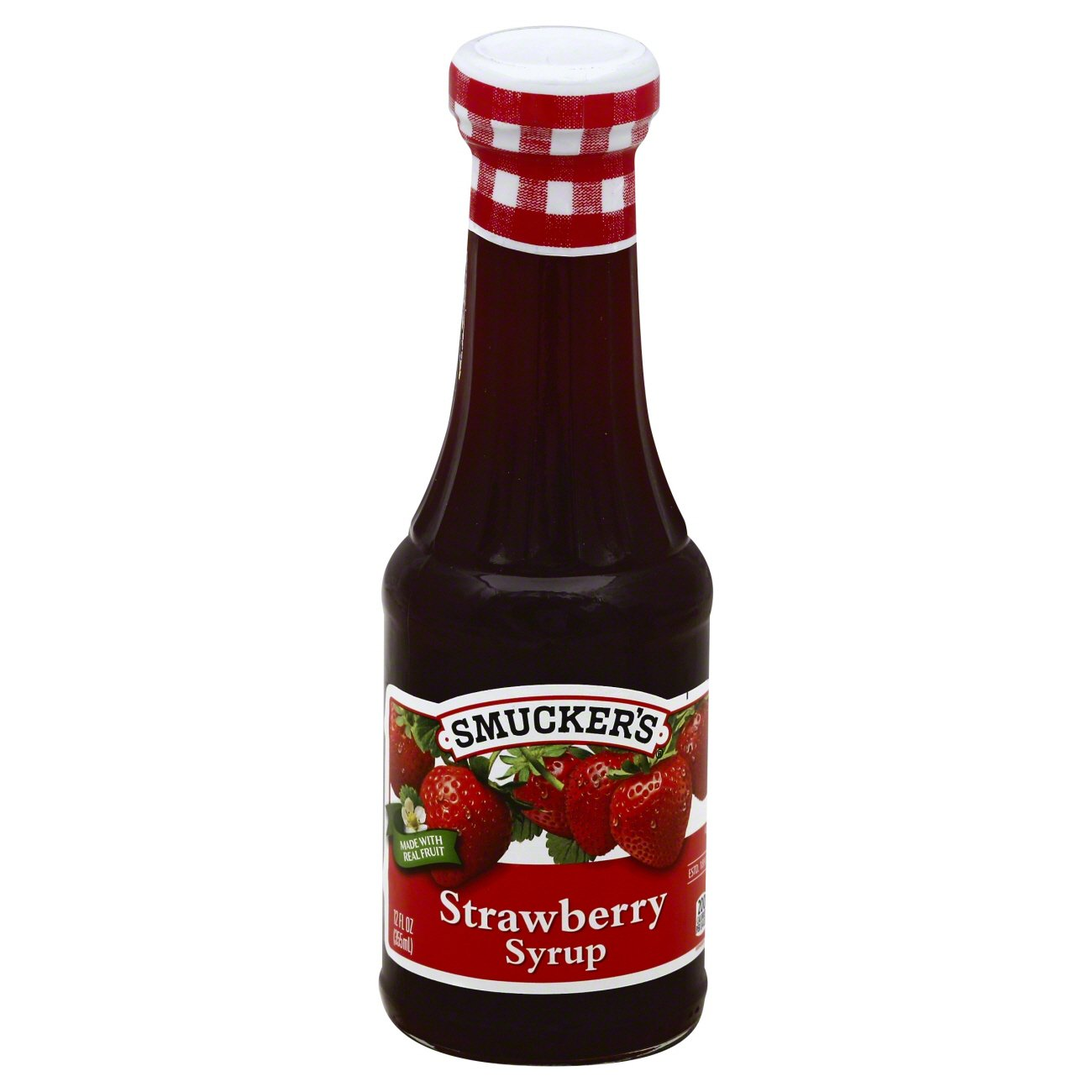 Smucker's Strawberry Syrup - Shop Syrup