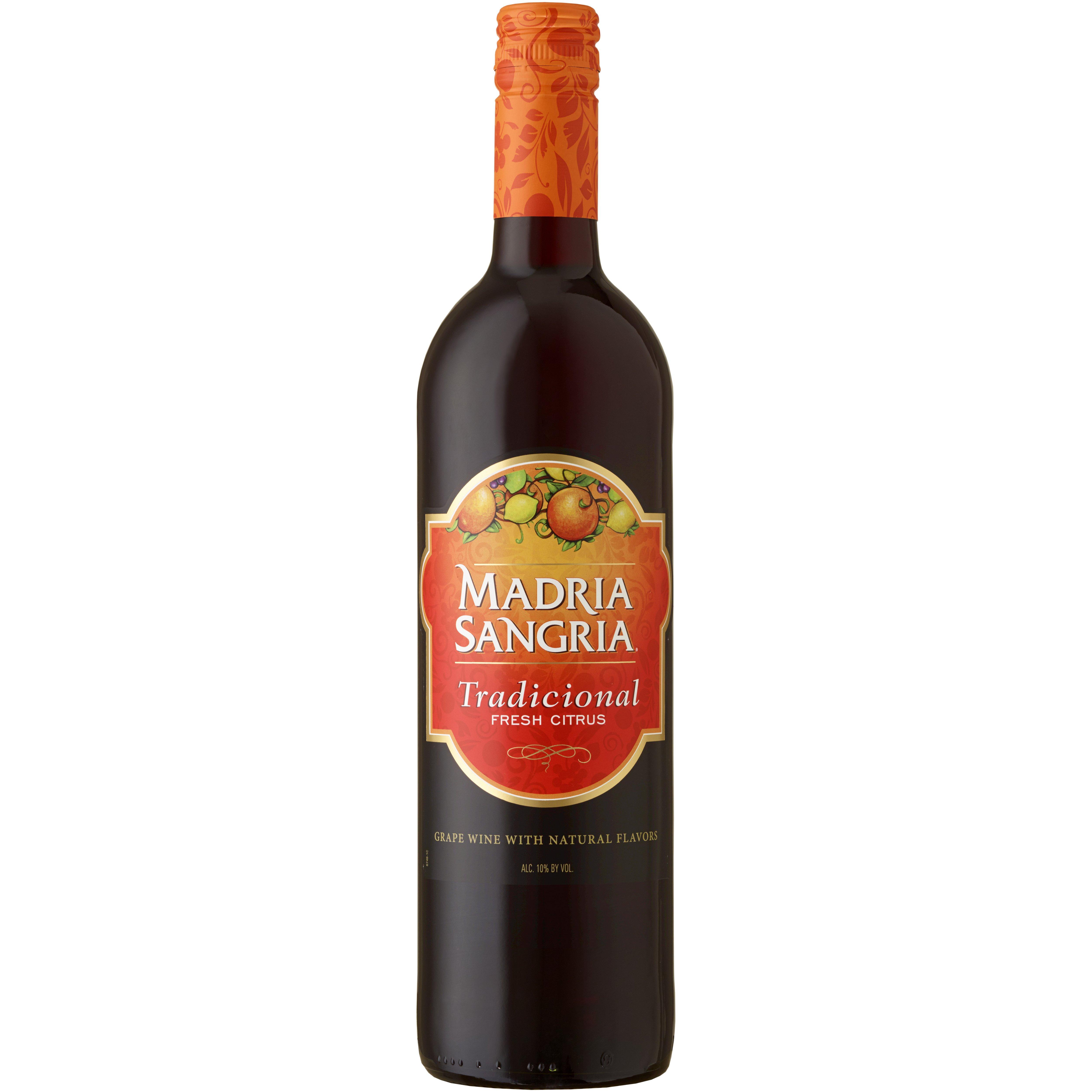 Madria Sangria Tradicional Sangria Shop Wine At H E B