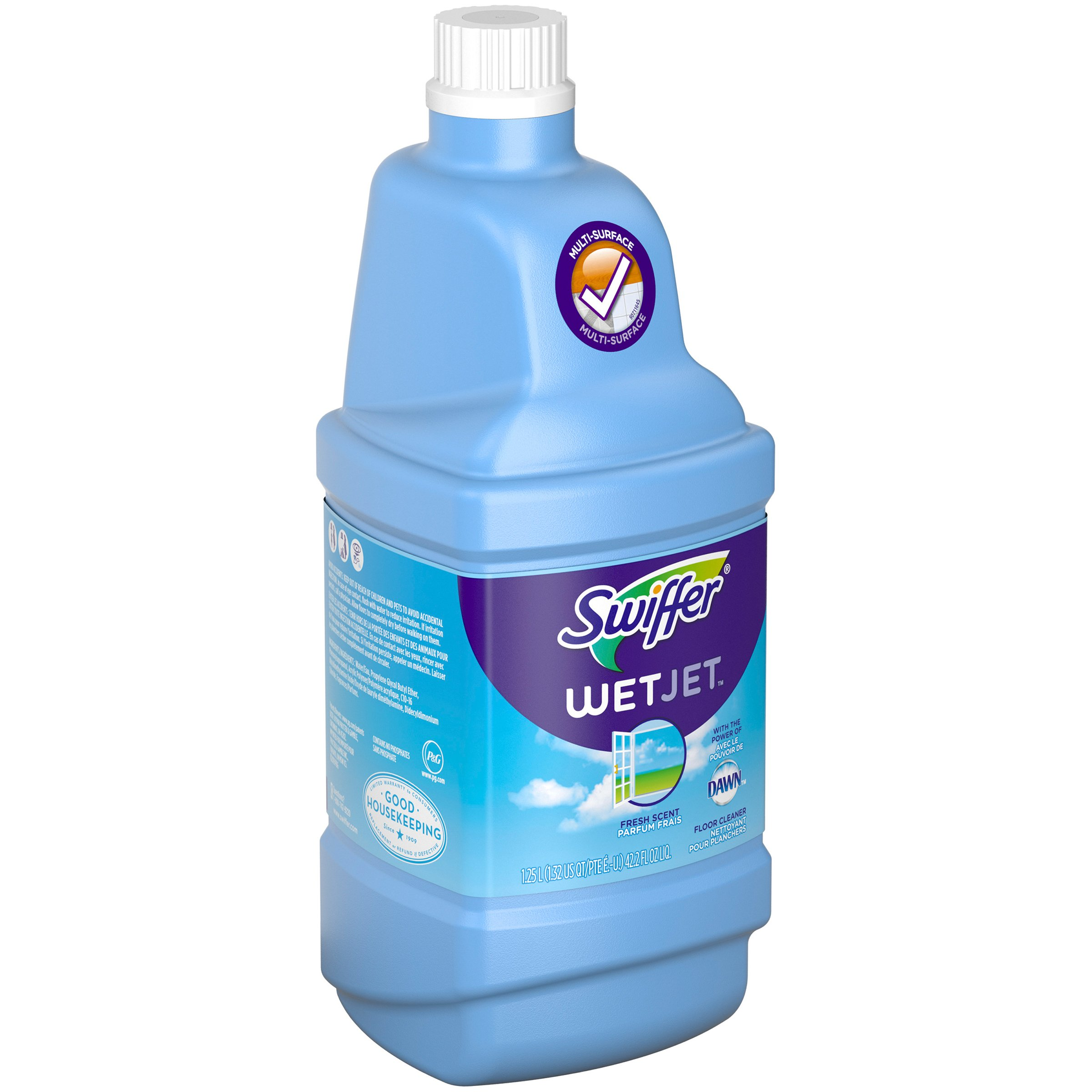 Swiffer Wetjet Open Window Fresh Multi