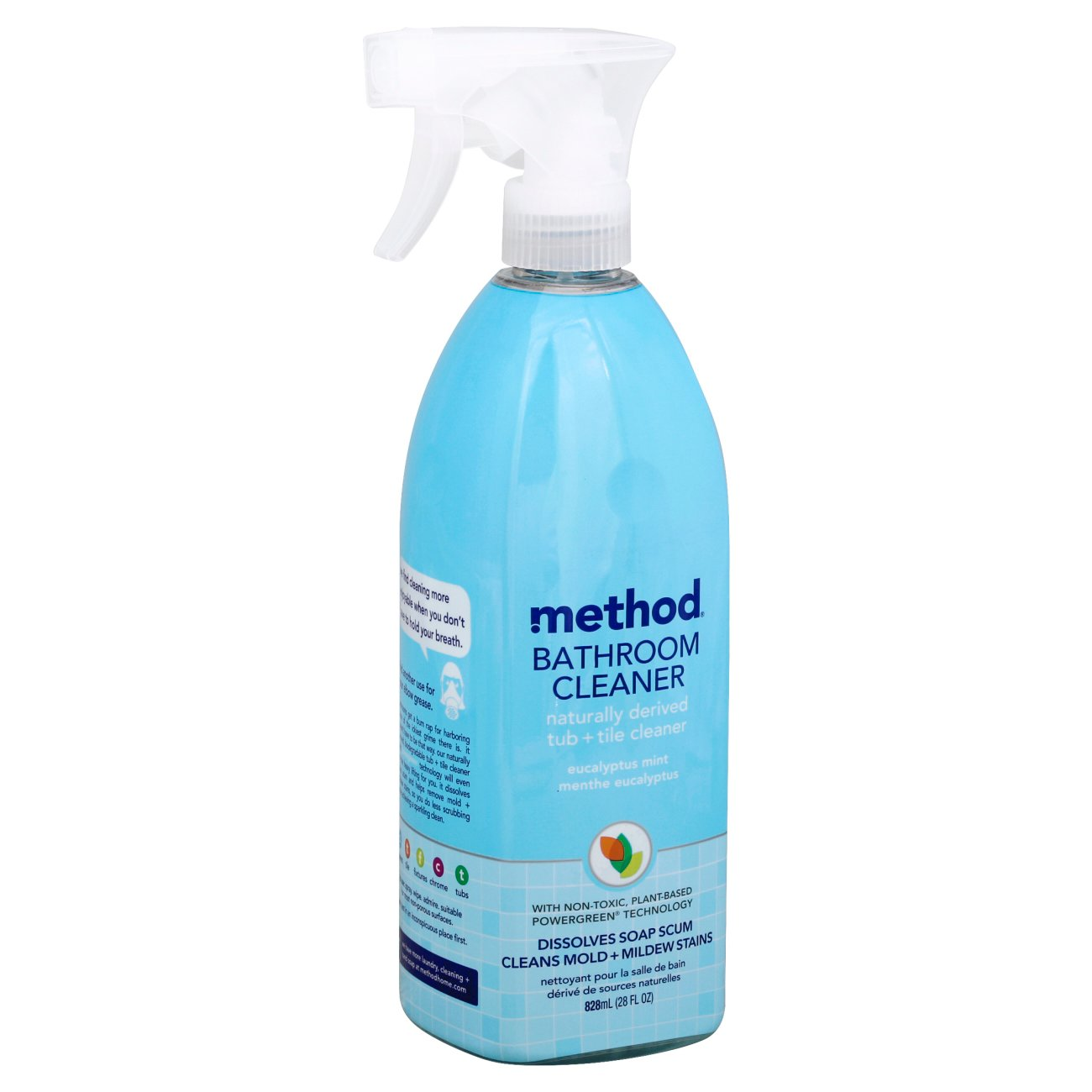 Method Eucalyptus Mint Bathroom Cleaner