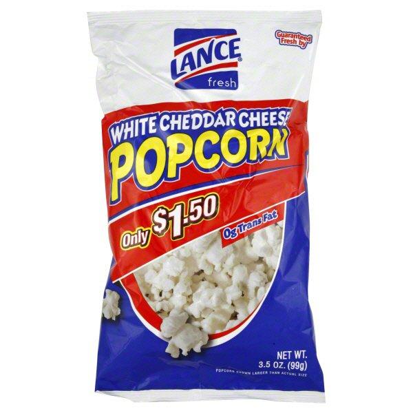 Shop Lance White Cheddar Cheese Popcorn