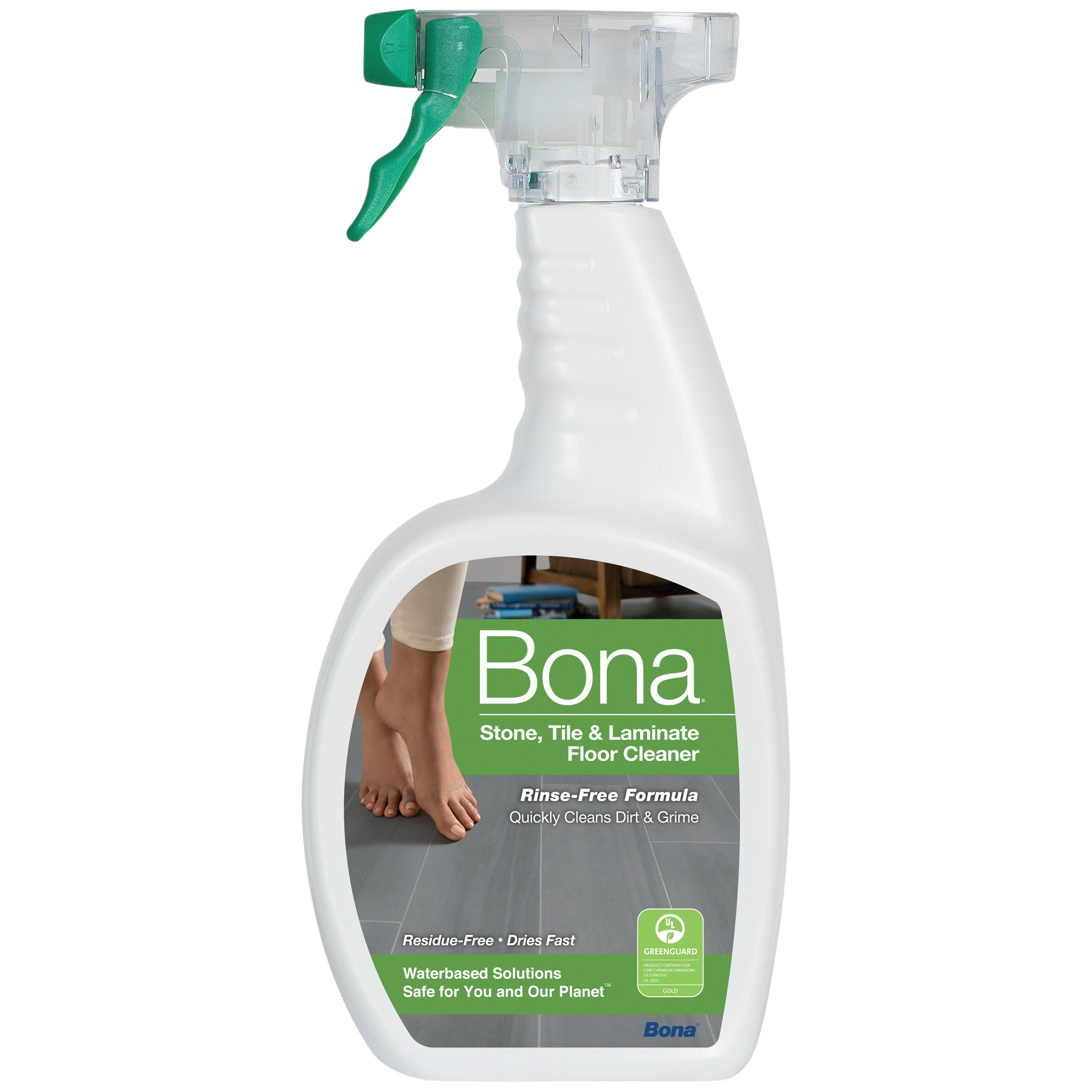 Bona Stone Tile Laminate Floor Cleaner Metal Cleaners At H E B