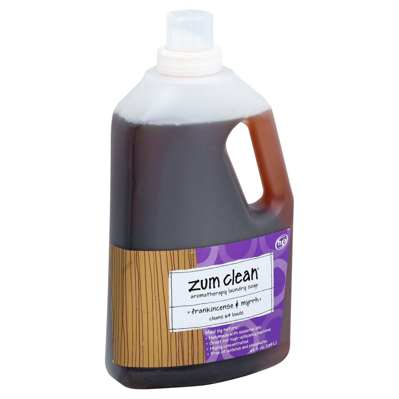 Indigo Wild Frankincense Myrrh Zum Clean Laundry Soap Shop